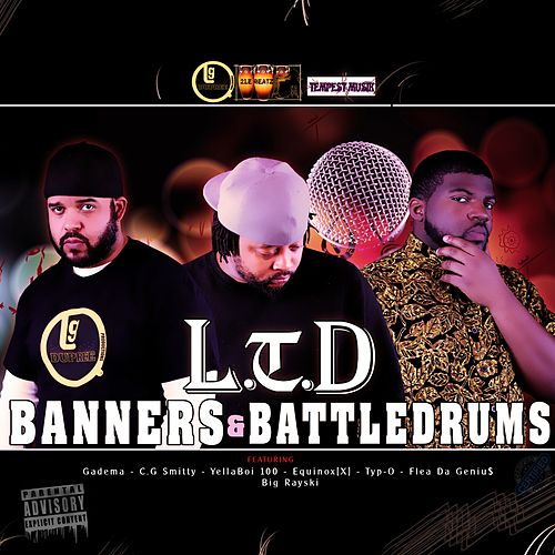Banners & BattleDrums by L.T.D.