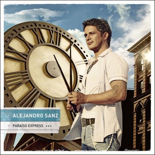 Paraiso Express (iTunes pre-order) by Alejandro Sanz