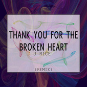 Thank You for the Broken Heart by J Rice