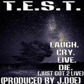 Laugh. Cry. Live. Die. (Just Got 2 Live) de Test