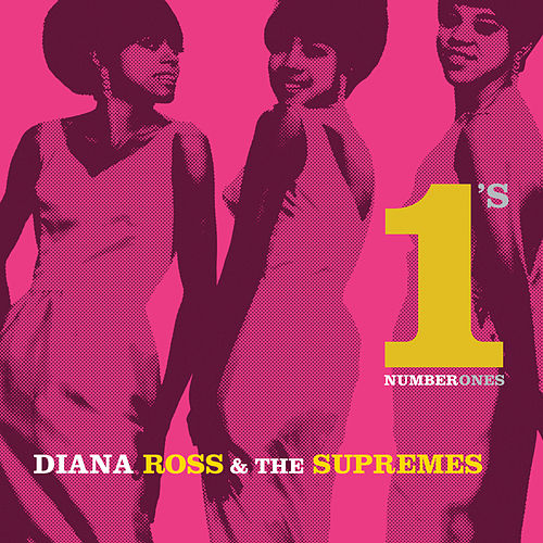 The #1's by Diana Ross