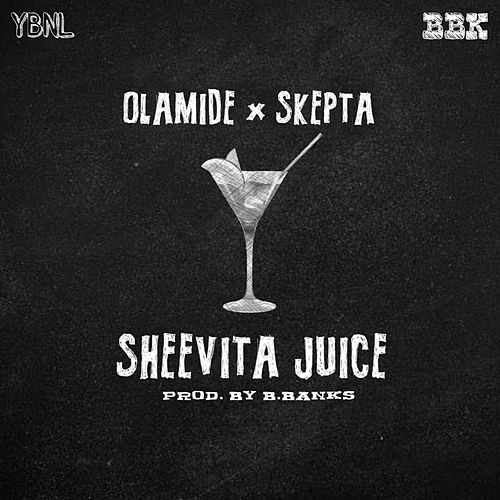 Sheevita Juice by Skepta