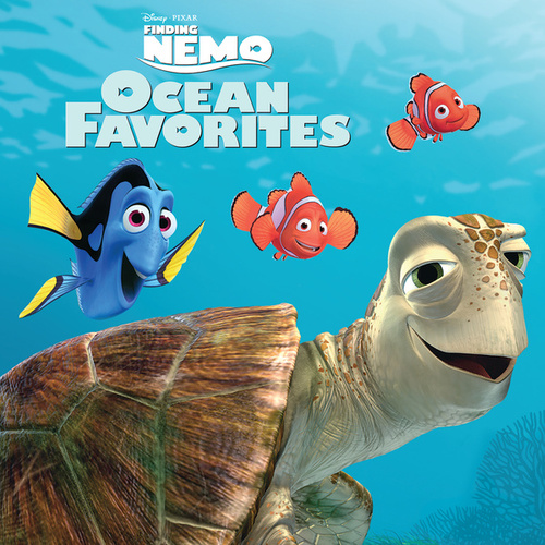 Finding Nemo: Ocean Favorites by Disney