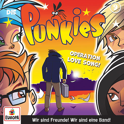 009/Operation Love Song! von Die Punkies