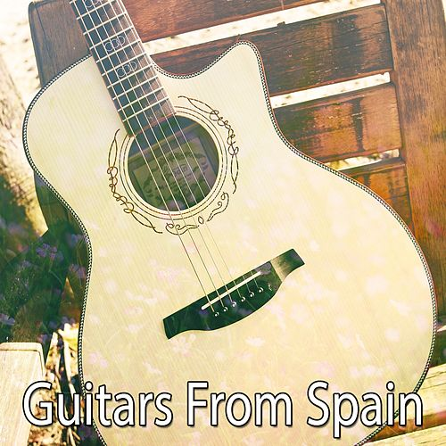 Guitars From Spain by Gypsy Flamenco Masters