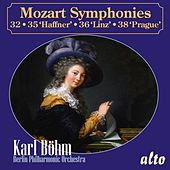 Mozart: Symphonies 32, 35