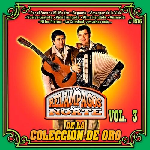 De la Coleccion de Oro, Vol. 3 by Los Relampagos Del Norte