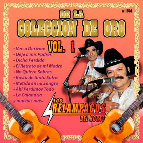 De la Coleccion de Oro, Vol. 1 by Los Relampagos Del Norte