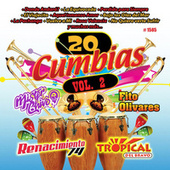20 Cumbias, Vol. 2 von Various Artists