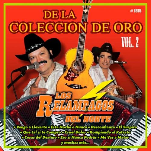 De la Coleccion de Oro, Vol. 2 by Los Relampagos Del Norte