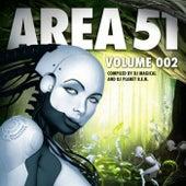 Area 51, Vol. 2 (Compiled by DJ Planet B.E.N. & DJ Magical) de Various Artists