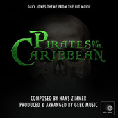 Pirates Of The Caribbean - Davy Jones Theme by Geek Music