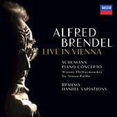 Brahms: Variations & Fugue on a Theme by Handel, Op.24 - Fuga (Live In Vienna) von Alfred Brendel