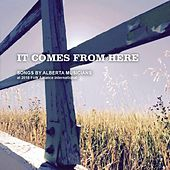 It Comes from Here de Various Artists