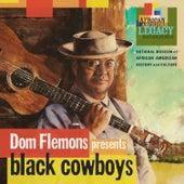 Black Cowboys de Dom Flemons