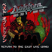 Return to the East Live 2016 de Dokken