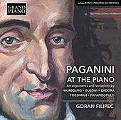 Paganini at the Piano by Goran Filipec