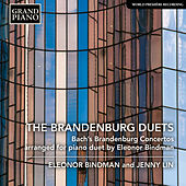 The Brandenburg Duets by Various Artists
