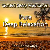 Guided Sleep Meditation. Pure Deep Relaxation van The Honest Guys