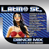 Latino St. Dance Mix by Various Artists