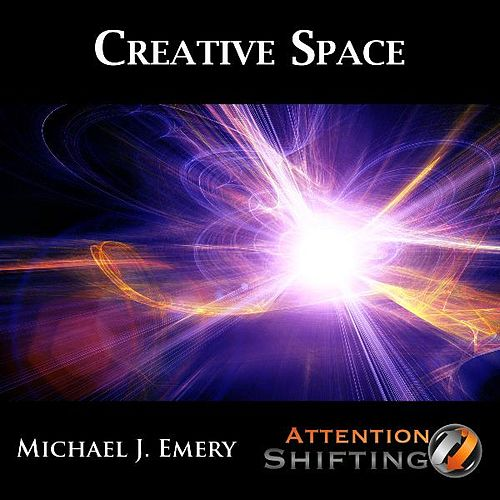 Creative Space - Nlp and Guided Visualization Mp3 for Creativity by Michael J. Emery