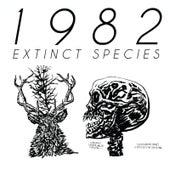 Extinct Species by 1982