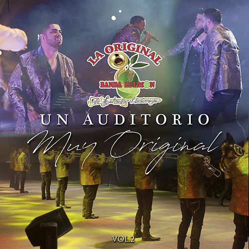 Un Auditorio Muy Original, Vol. 2 by La Arrolladora Banda El Limon