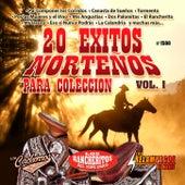 20 Exitos Nortenos Para Coleccion, Vol. 1 by Various Artists