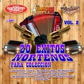 20 Exitos Nortenos Para Coleccion, Vol. 2 by Various Artists