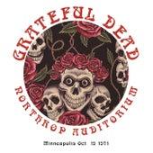 Northrop Auditorium, Minneapolis, Oct. 19 1971 (Live Radio Broadcast) by Grateful Dead