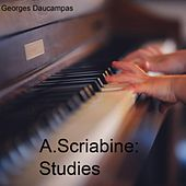 A.Scriabine: Studies von Georges Daucampas