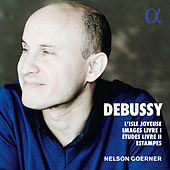 Debussy: Works for Piano by Nelson Goerner