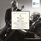 Walton conducts Walton: Symphony No. 1, Belshazzar's Feast etc by Sir William Walton