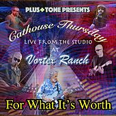 For What It's Worth (Live) de Cathouse Thursday