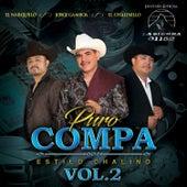 Puro Compa (Estilo Chalino), Vol.2 by Various Artists