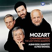 Mozart: String Quartets Nos 14-23, String Quintets Nos 3 & 4 by Alban Berg Quartet