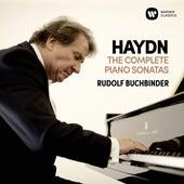 Haydn: Complete Keyboard Sonatas by Rudolf Buchbinder
