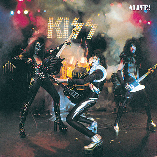 Alive! by KISS