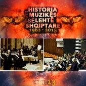 Historia E Muzikës Së Lehtë Shqiptare, 1962 - 2015, Vol. 13 de Various Artists