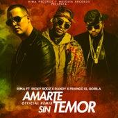 Amarte Sin Temor (Remix) [feat. Ricky Rodz, Randy & Franco El Gorilla] by Rima