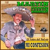 Mi Confesión by Martín Carrión