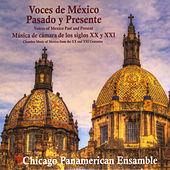 Voices of Mexico Past and Present (Voces de Mexico Pasado y Presente) Chamber Music of Mexico in the XX and XXI Centuries by Various Artists