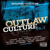 Outlaw Culture, Vol. 2: The Official Mixtape von Various Artists