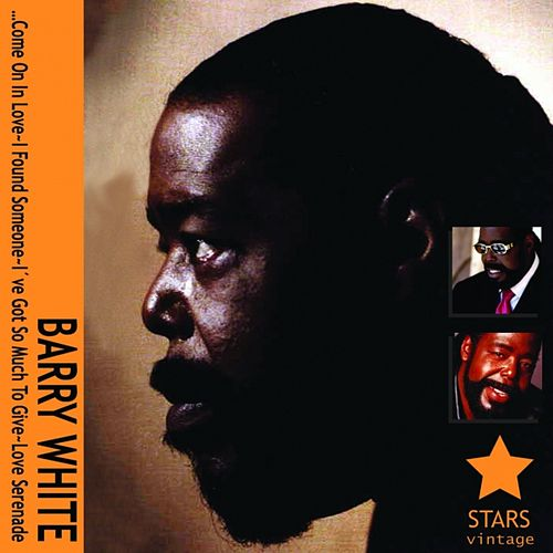 Barry White de Barry White