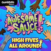 Gonoodle Presents: High Fives All Around! by GoNoodle is Awesome Sauce