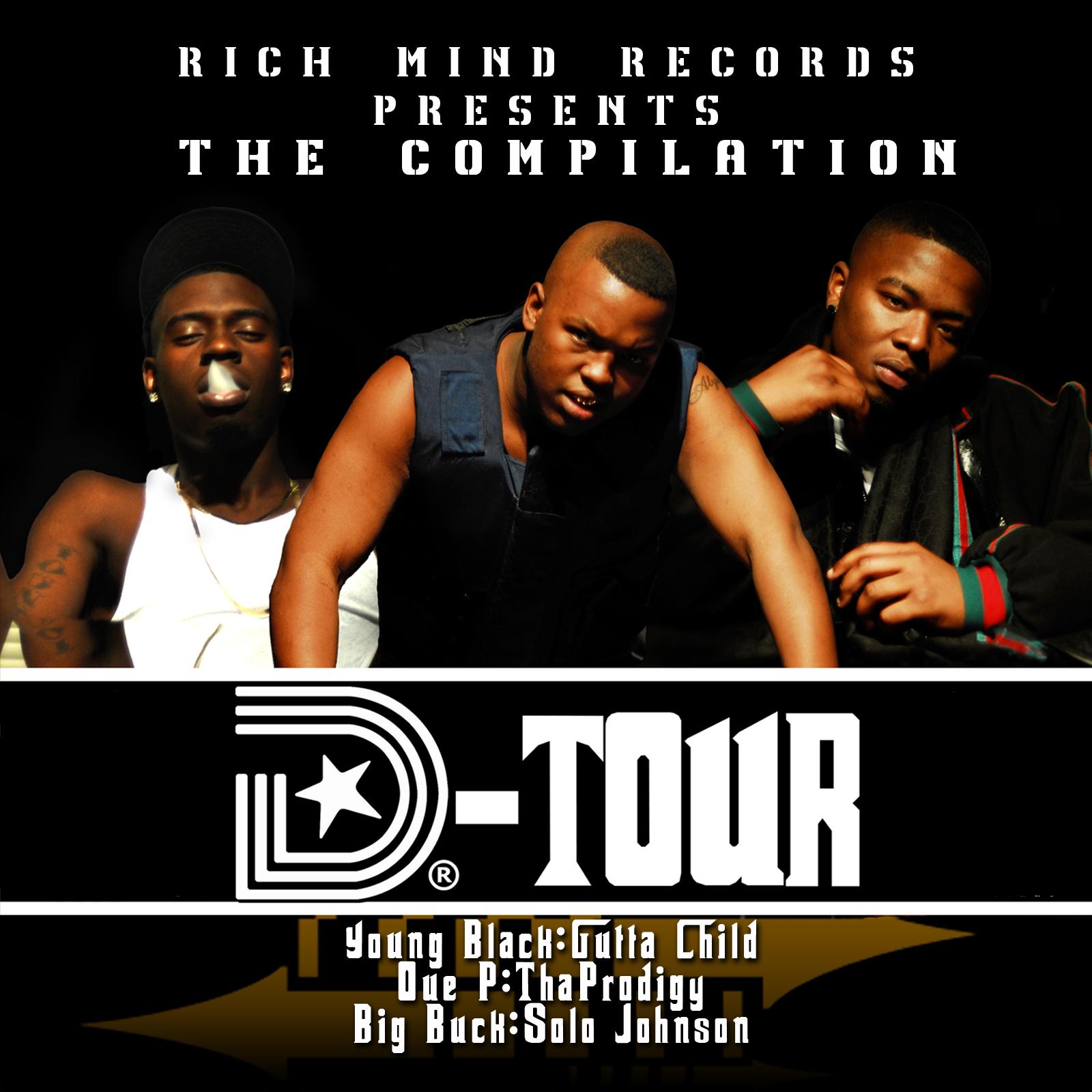 D-Tour Compilation by Bigg Bucc