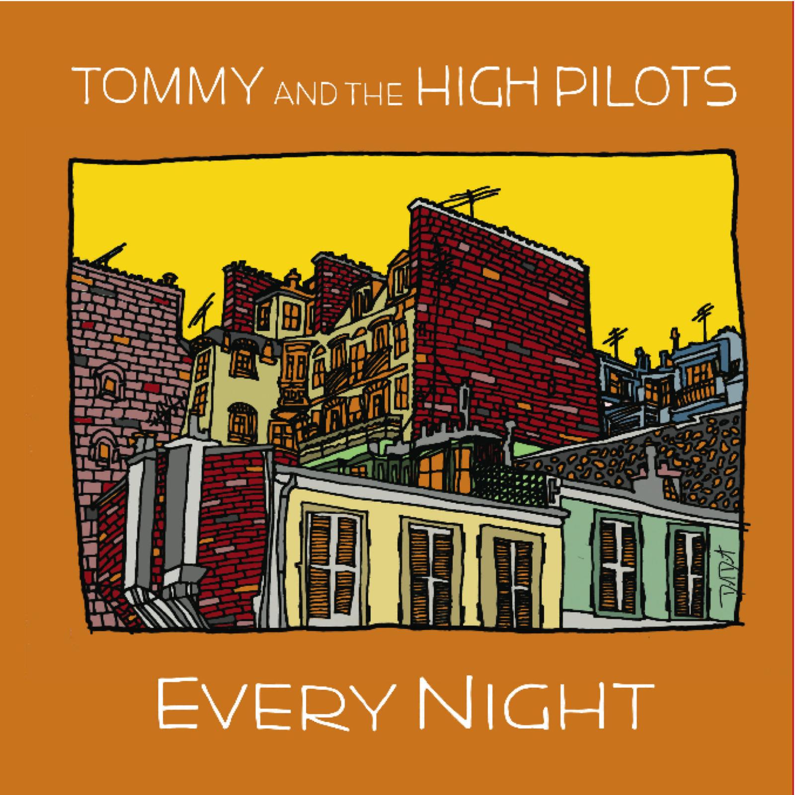 Everynight von Tommy