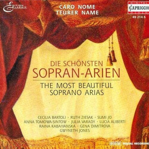 Opera Arias - MOZART, W. A. / BELLINI, V. / VERDI, G. / ROSSINI, G. / GOUNOD, C. / MASSENET, J. / PUCCINI, G. / SCHMIDT, F. / WAGNER, R. by Various Artists