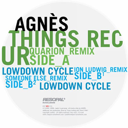 Dumbles Debuts Remixed 1 by Agnes