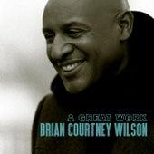 Increase My Faith by Brian Courtney Wilson